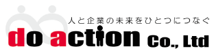 do action株式会社,ロゴ